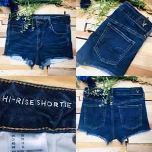 American Eagle Shorts! ❤️🦅